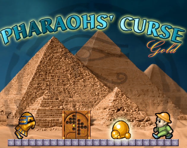 Pharaohs Curse Gold for MacOS Screenshot